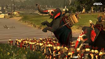 Preview de Total War : ARENA