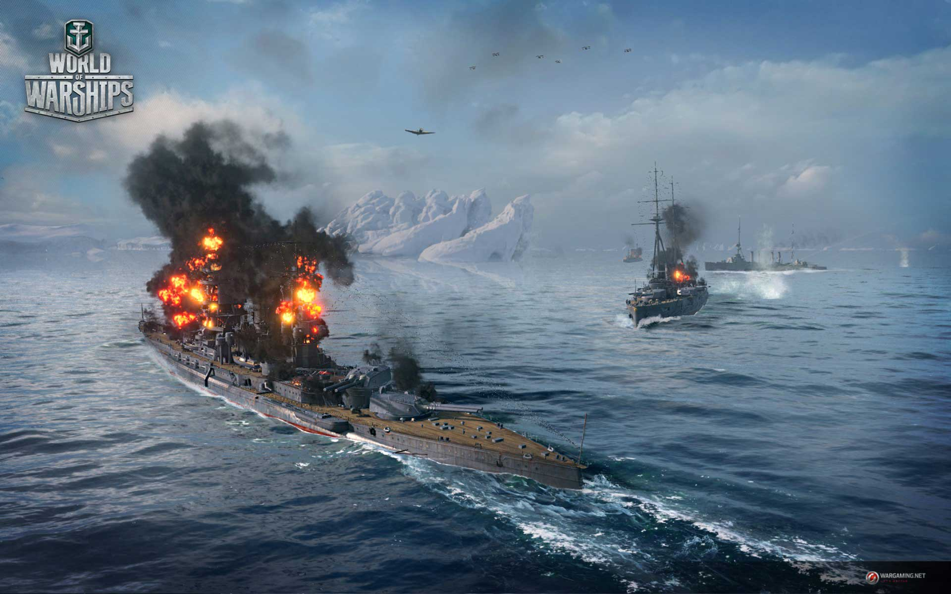 Preview de World of Warships
