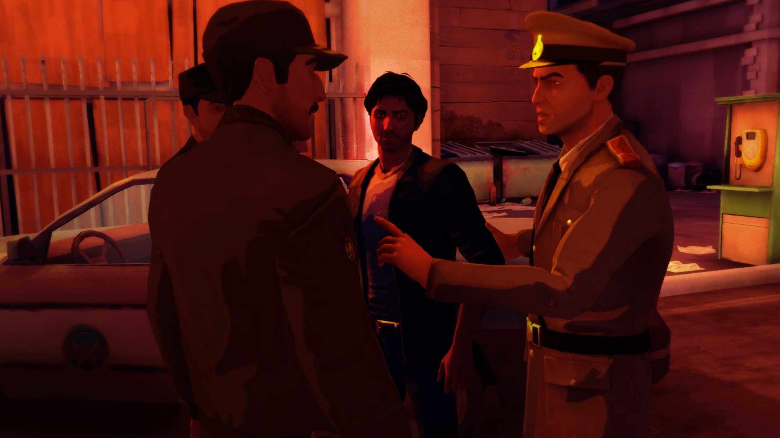Test de 1979 Revolution : Black Friday