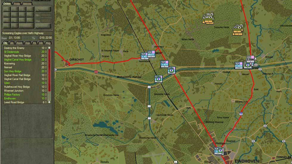 Test de Command Ops : Battles from the Bulge
