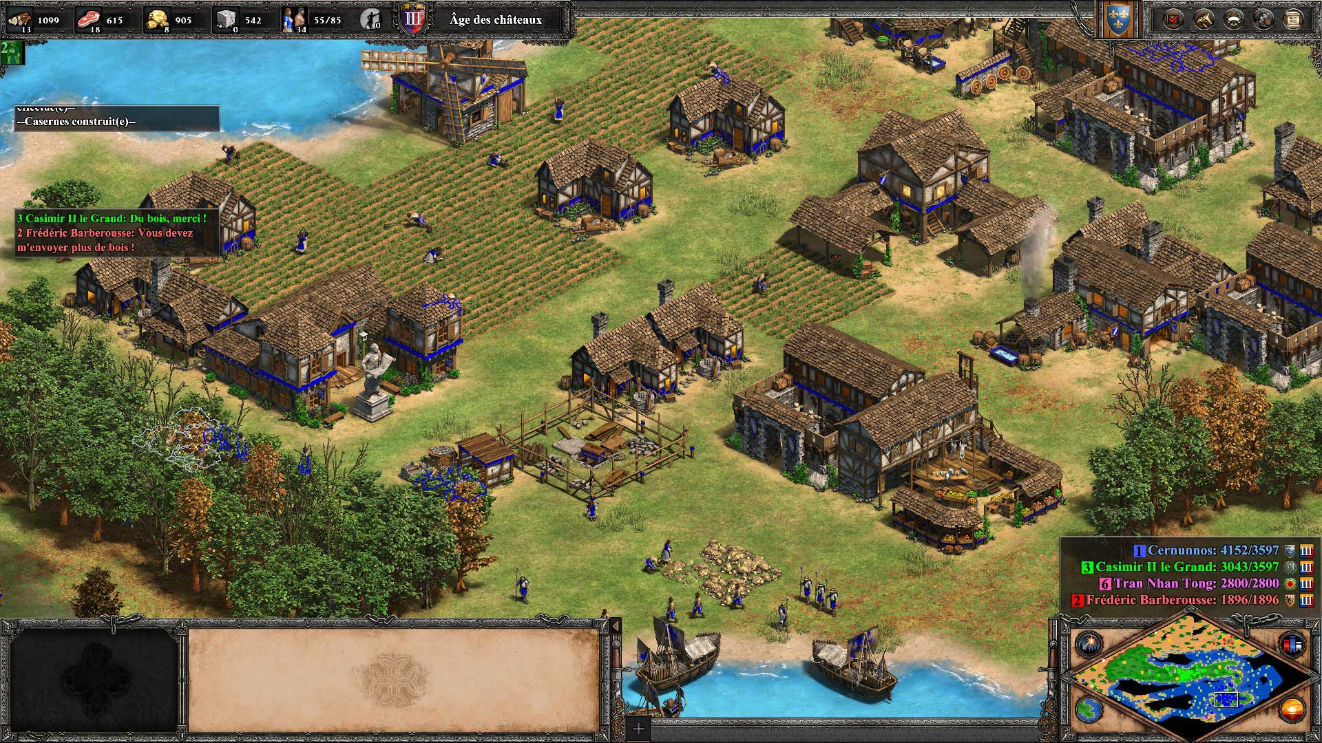 Test d'Age of Empires II : Definitive Edition