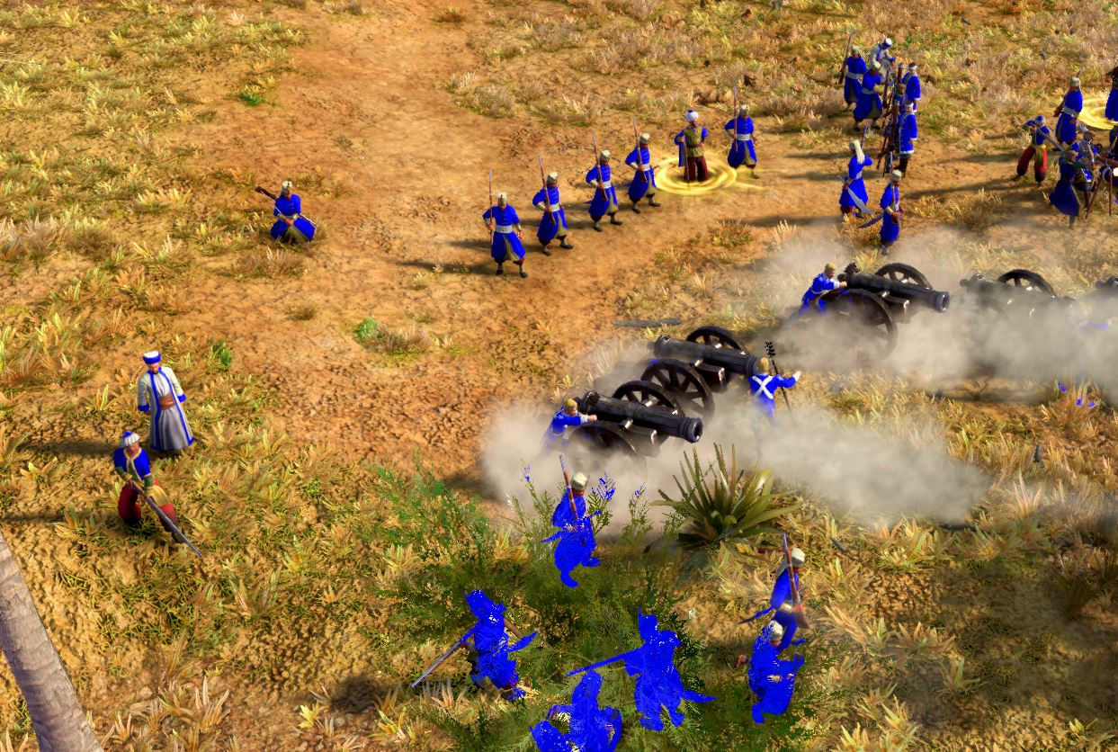 Test d'Age of Empires III : Definitive Edition