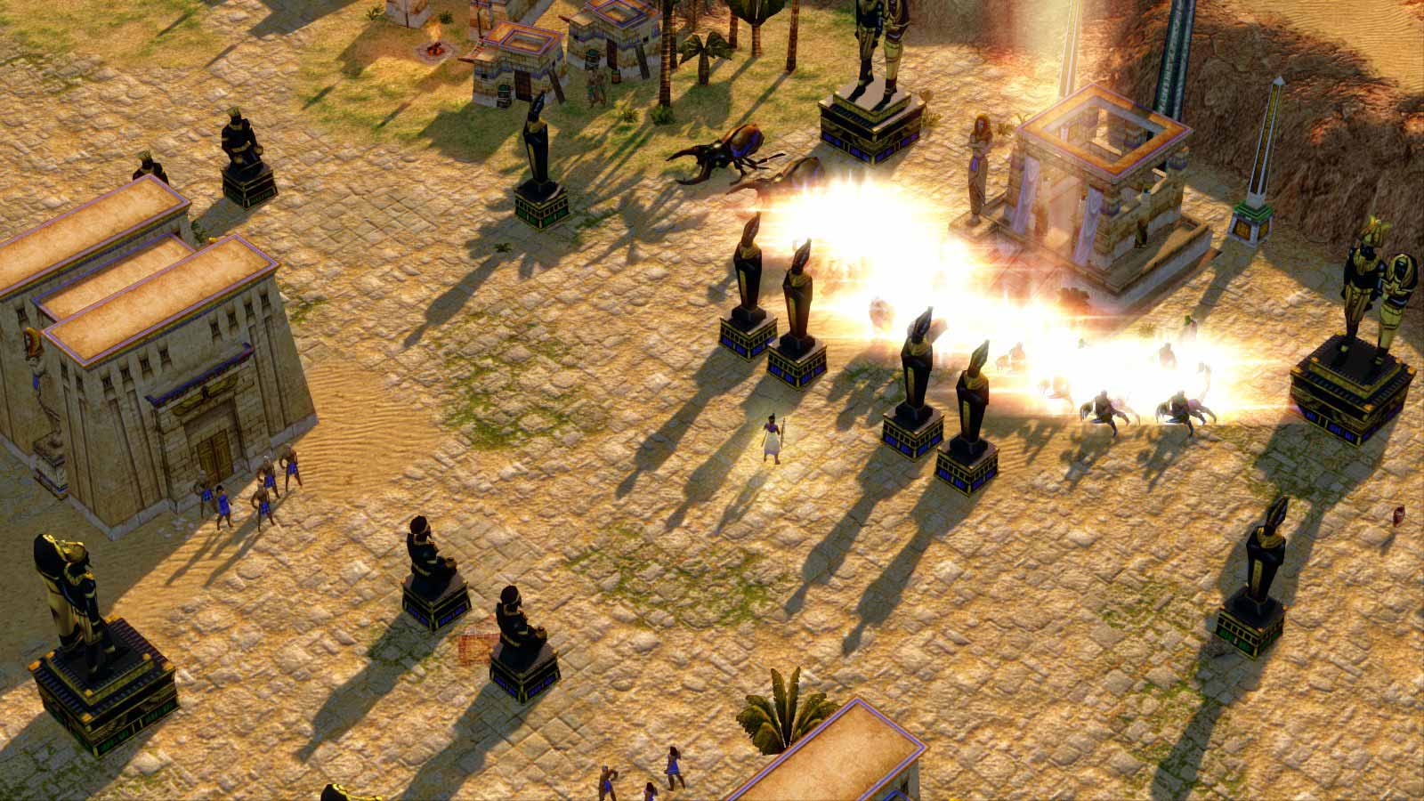 Test de Age of Mythology - Extended Edition