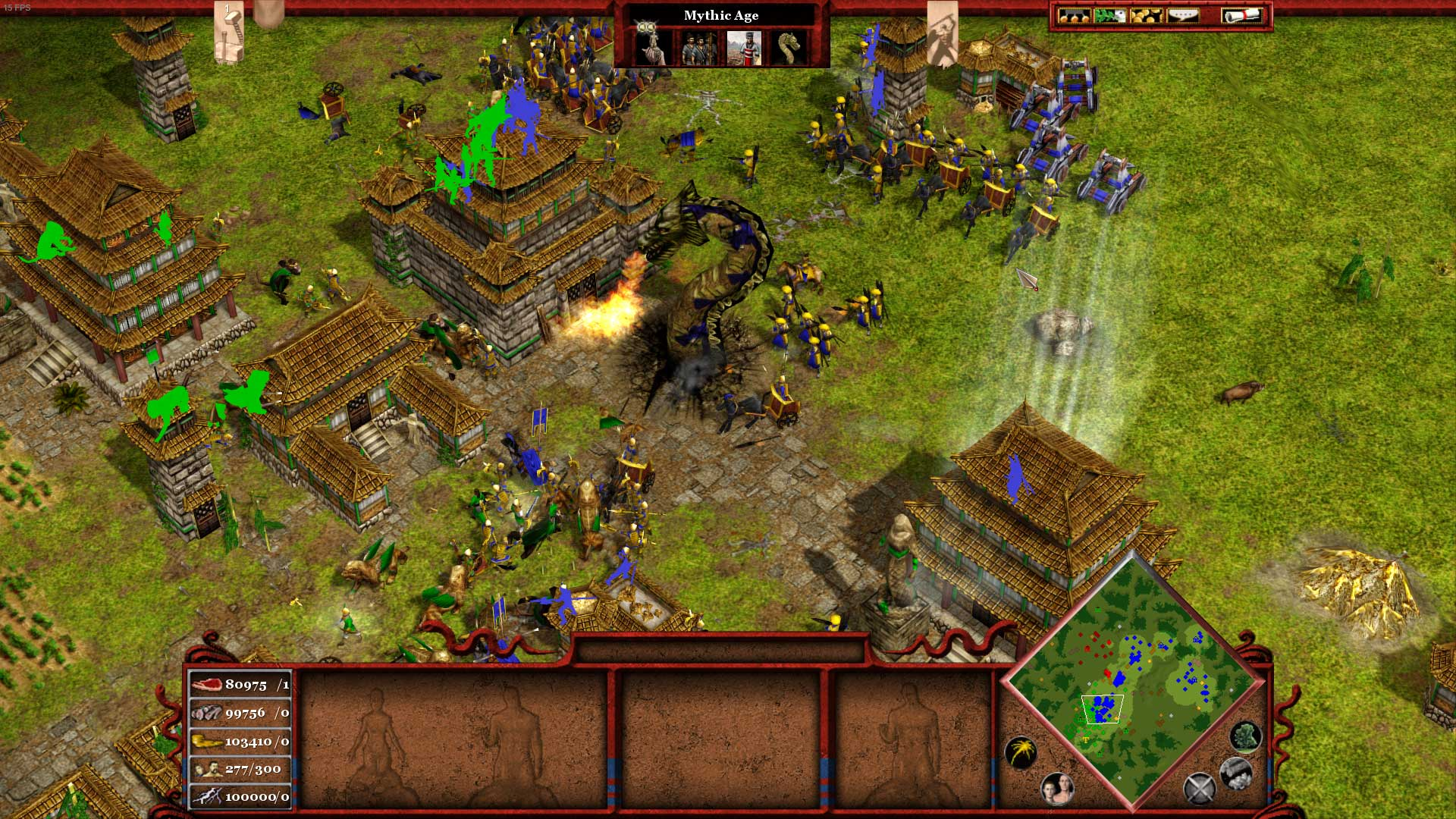 Test d'Age of Mythology : Tale of the Dragon