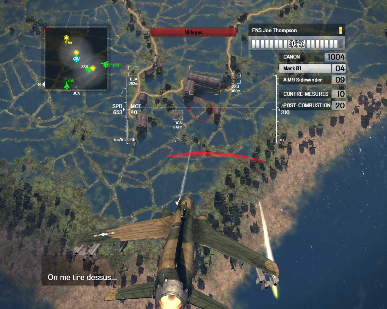 Test de Air Conflicts : Vietnam