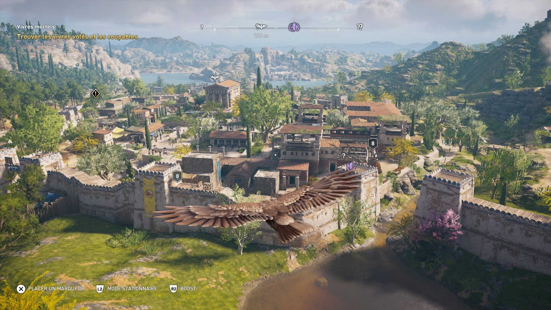 Test d'Assassin's Creed Odyssey