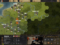 Test de Commander : Napoleon at War