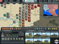 Test de Decisive Campaigns : Case Blue