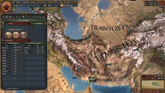 Test d'Europa Universalis IV : Cradle of Civilization