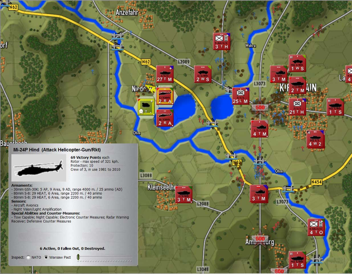Test de Flashpoint Campaigns : Red Storm - Player's Edition