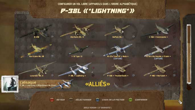 Test de Flying Tigers : Shadows Over China