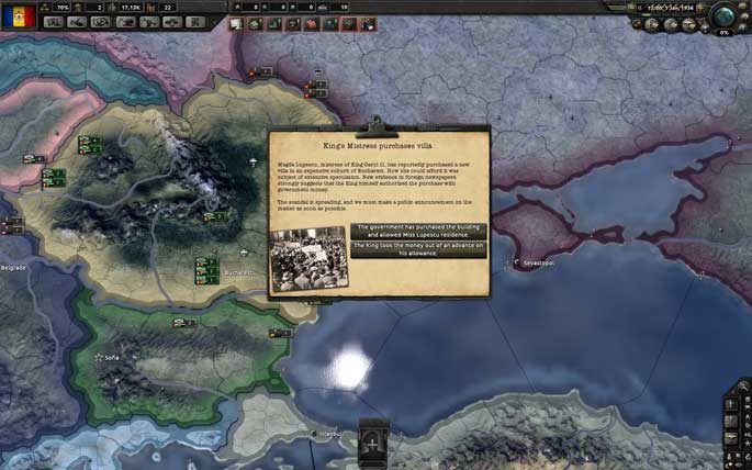 Test de Hearts of Iron IV : Death or Dishonor