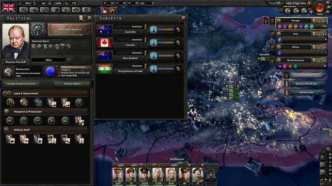 Test de Hearts of Iron IV : Together for Victory
