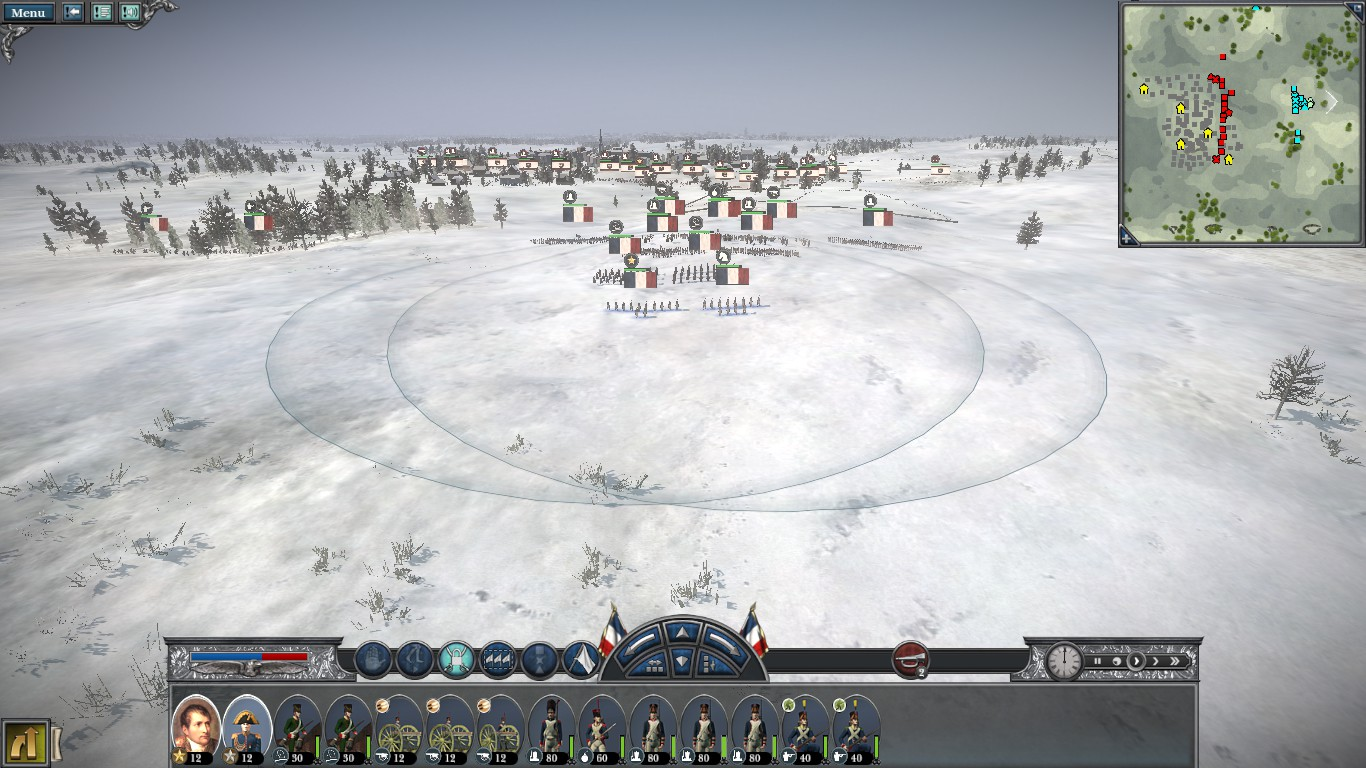 Test de Napoléon : Total War