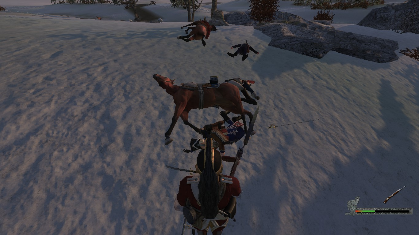 Test de Mount & Blade Warband : Napoleonic Wars