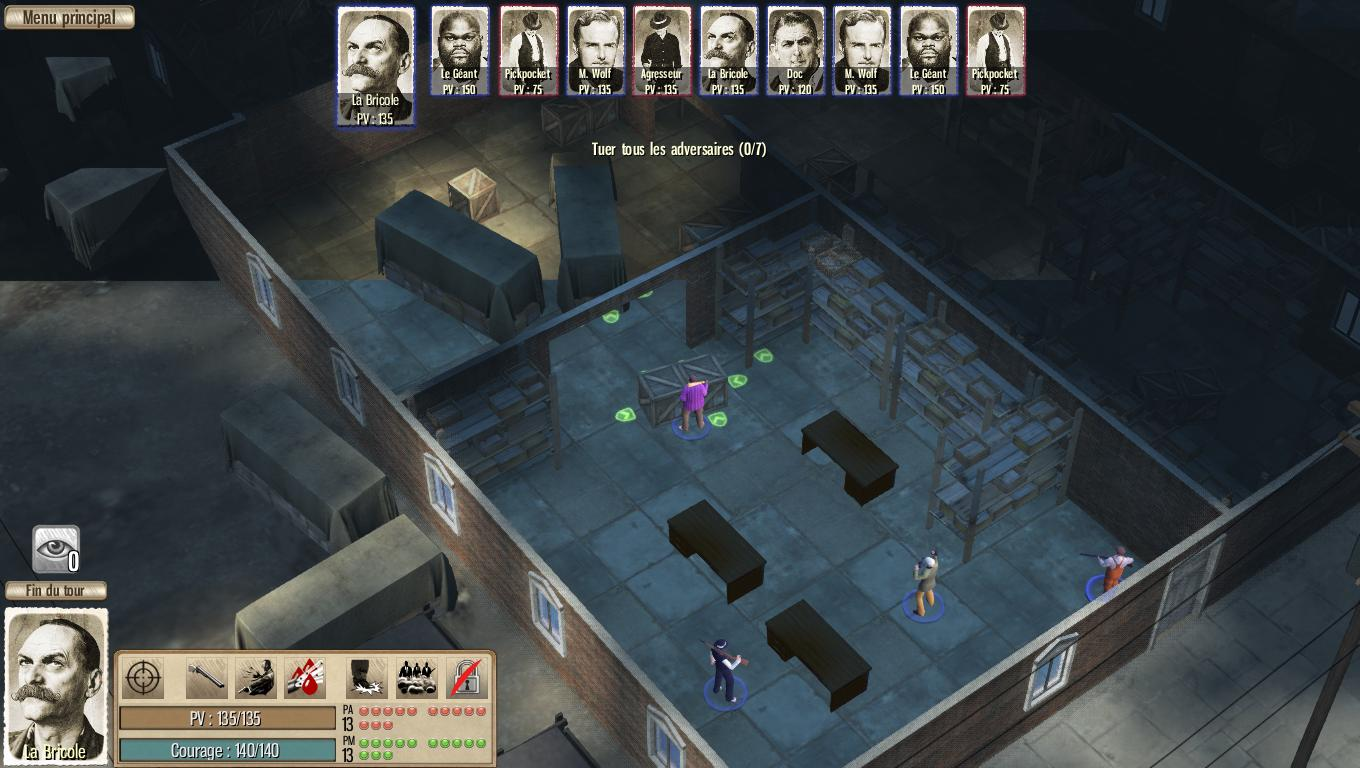 Test de Omerta : City of Gangsters