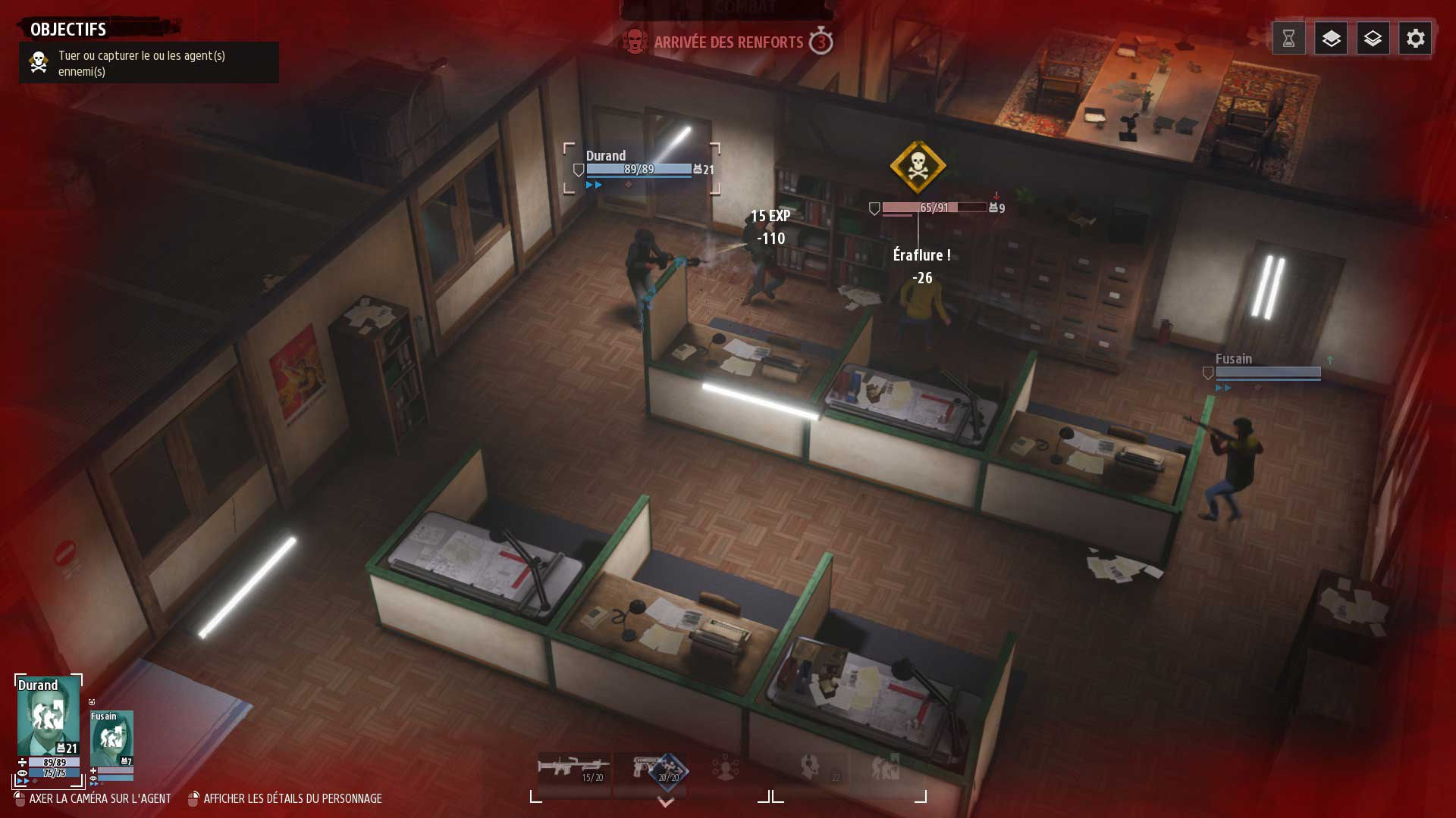 Test de Phantom Doctrine