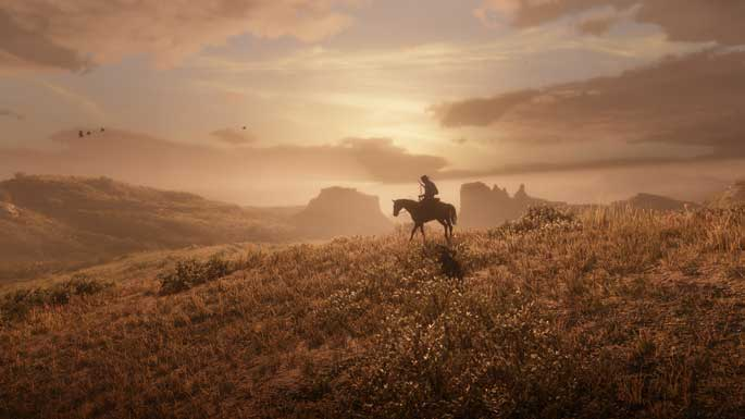 Test de Red Dead Redemption 2
