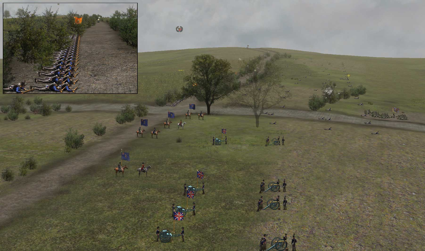 Test de Scourge of War : Waterloo