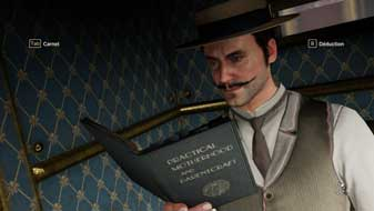 Test de Sherlock Holmes : The Devil's Daughter