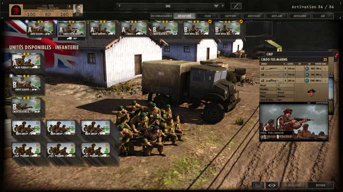 Test de Steel Division : Normandy 44 - Second Wave