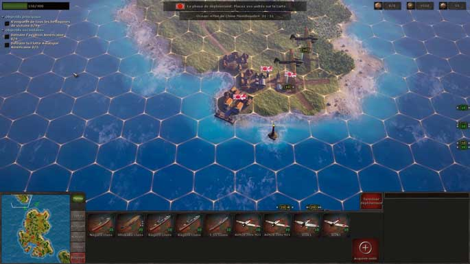 Test de Strategic Mind : The Pacific