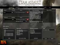 Test de Team Assault : Baptism of Fire