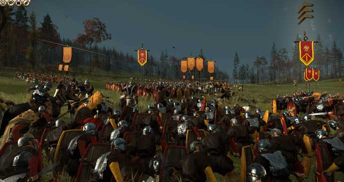 Test de Total War : ROME II - Empire Divided