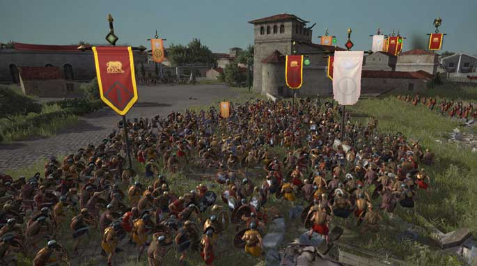 Test de Total War : ROME II – Rise of the Republic